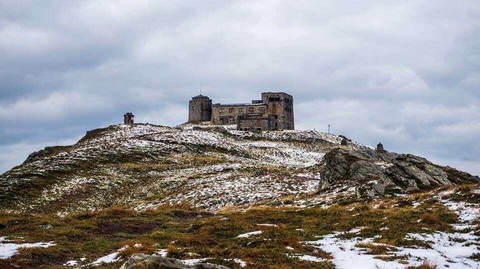 Зима близко: на Закарпатье выпал первый снег