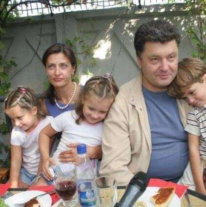 Американский Президент Украины