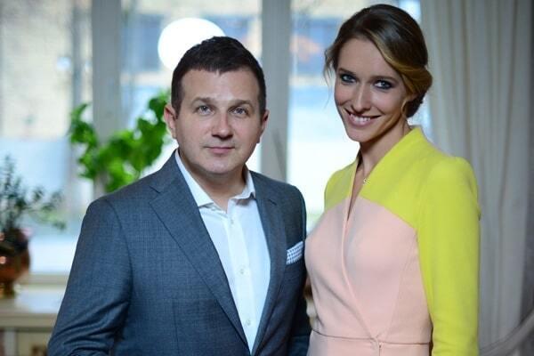 Катя Осадчая и Юрий Горбунов закрутили бурный служебный роман - СМИ