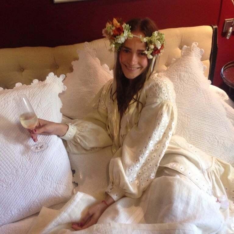 Знаменитый украинский футболист женился на известной модели: романтичные фото