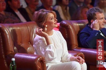 54-летний мэр Запорожья сводил свою 19-летнюю любовницу на юмористическое шоу в Киеве