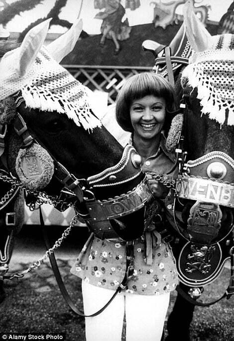 Танцы медведей и трюки на мотоциклах: как в старину отмечали Октоберфест