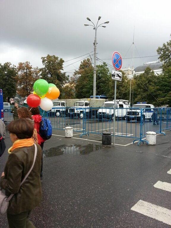 Праздник общего режима. День города в Москве превратился в День милиции