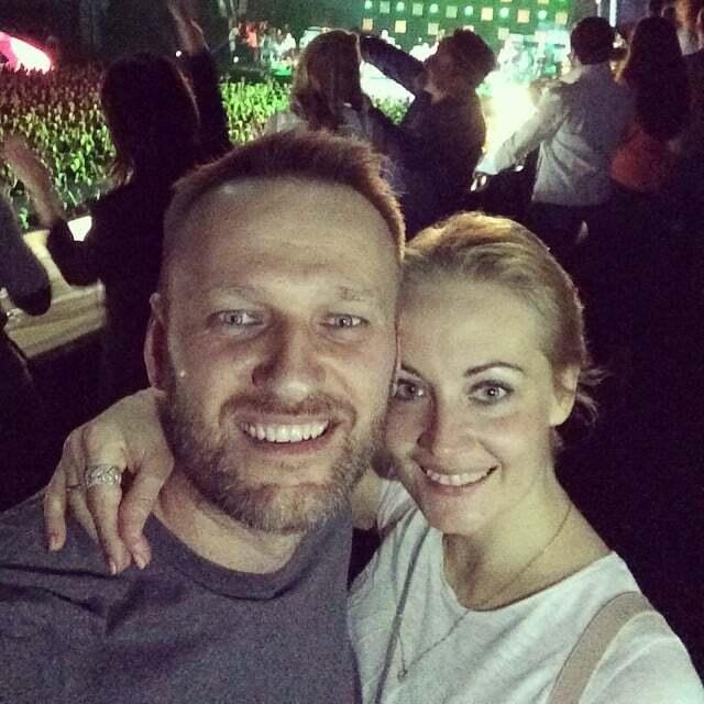 Навальный показал повзрослевшую красавицу-дочь: фотофакт