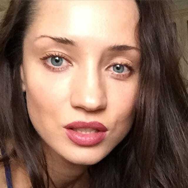 35-летняя Татьяна Денисова поразила естественной красотой: фотофакт