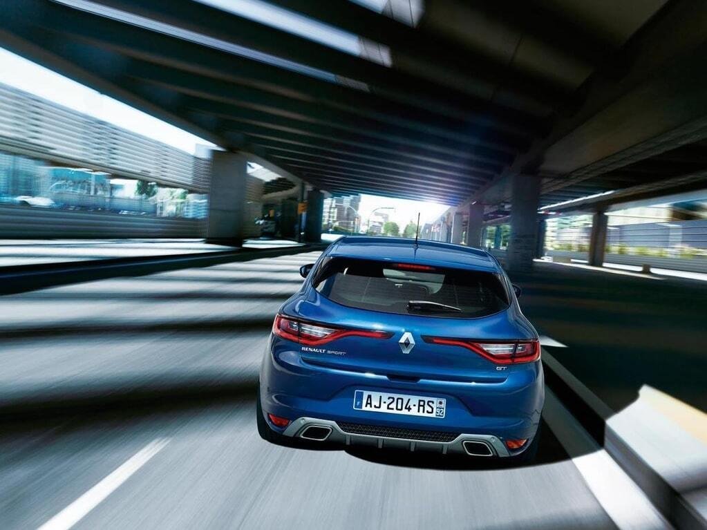 """""""Мини-талисман"""". Renault показал новый Megane: фото модели"""