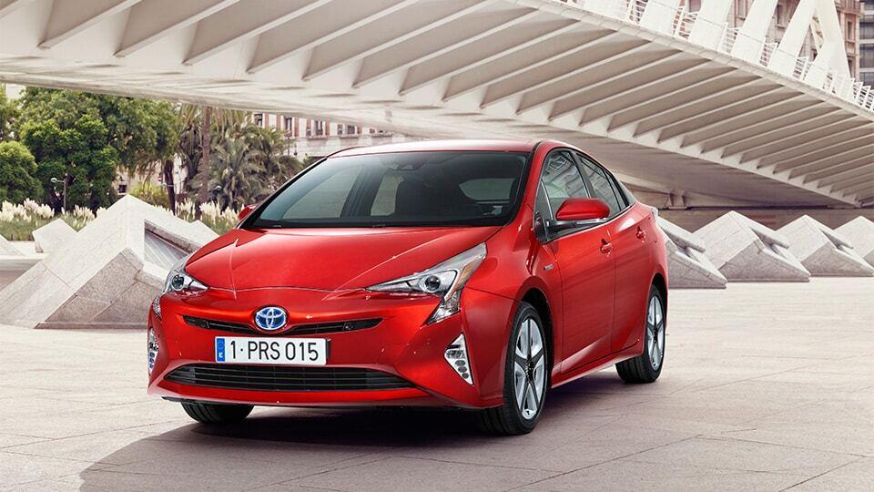 Toyota улучшила автомобиль, на котором ездит украинская полиция