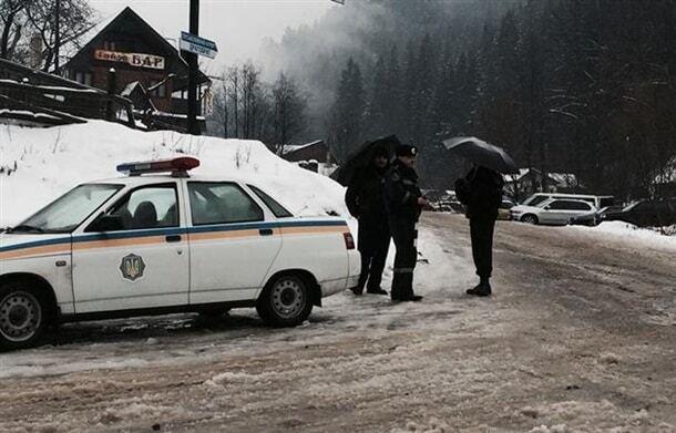 На Закарпатье произошла вооруженная драка на турбазе: есть раненые