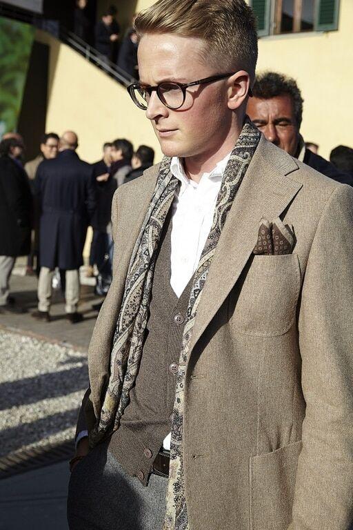 Вулична мода: яскраві фото найстильніших красенів Флоренції