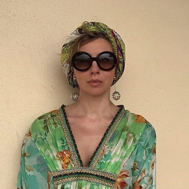 47-летняя жена Бондарчука удивила фигурой в бикини