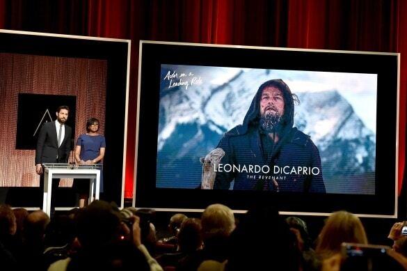 """""""Оскар-2016"""": оголошені номінанти на головну кінопремію року"""