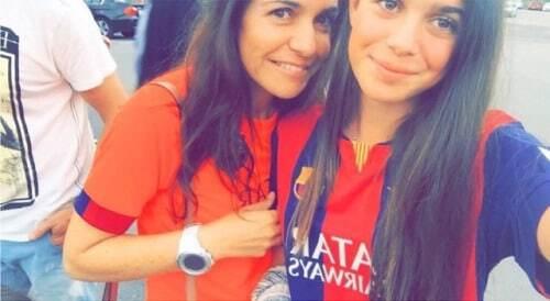 Самые сексуальные дочки звезд футбола