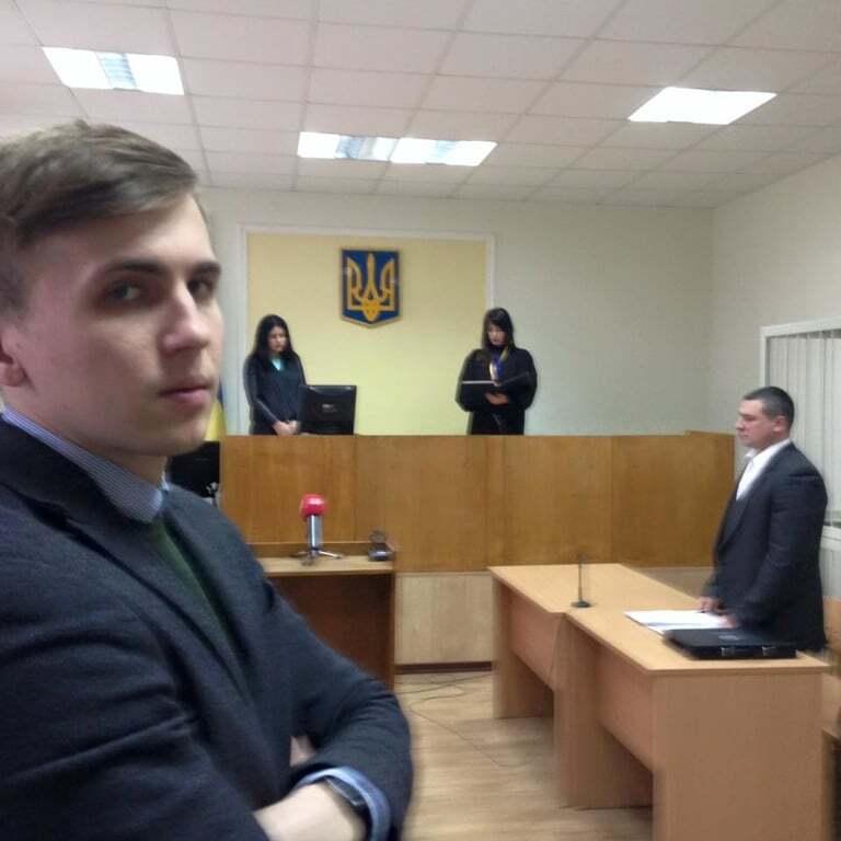 Журналисты выиграли в суде дело против СБУ, Матиос отреагировал