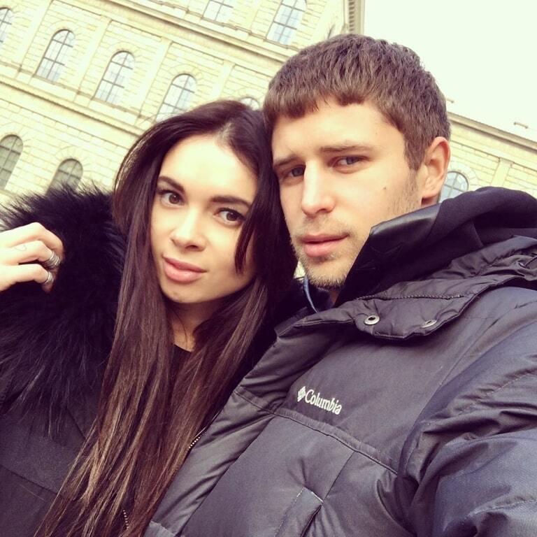 Супруга футболиста сборной Украины покоряет Германию