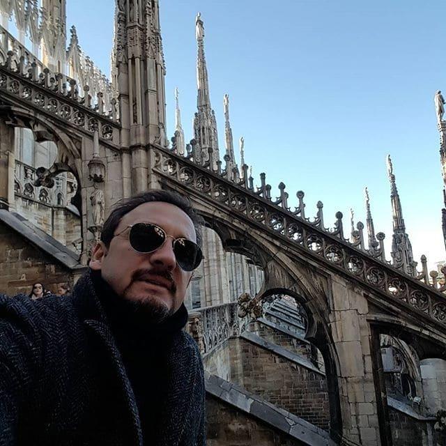 Стас Михайлов в модном пальто развлекся с украинской женой в Италии: опубликованы фото