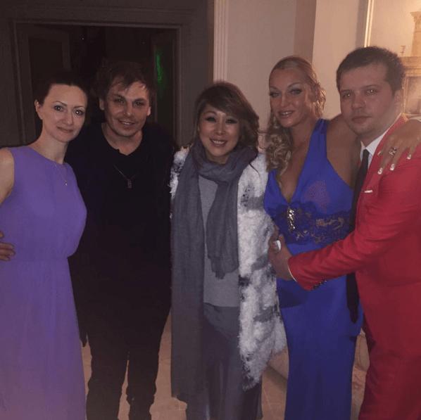 Любовник Волочковой выложил провокационное фото с балериной