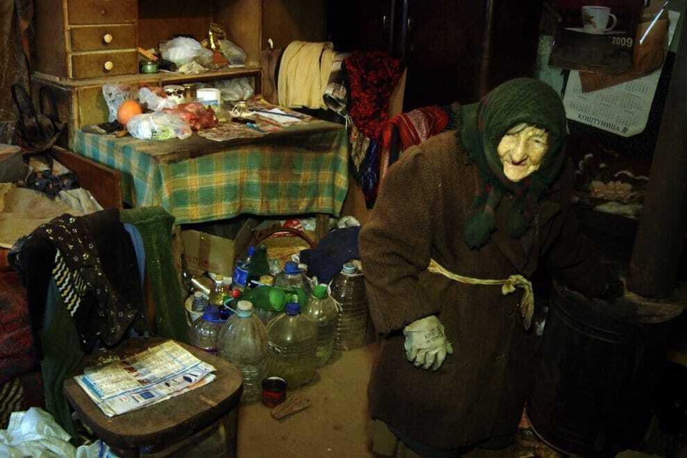 В Сербии 86-летняя отшельница раздала наследство в 600 тыс. евро