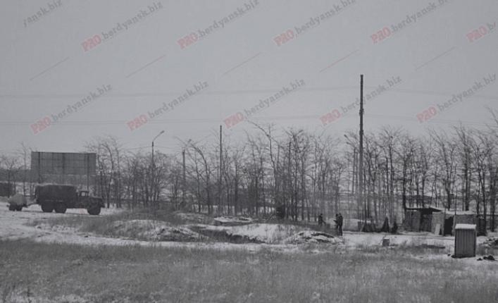 Под Бердянском взлетел на воздух палаточный городок военных