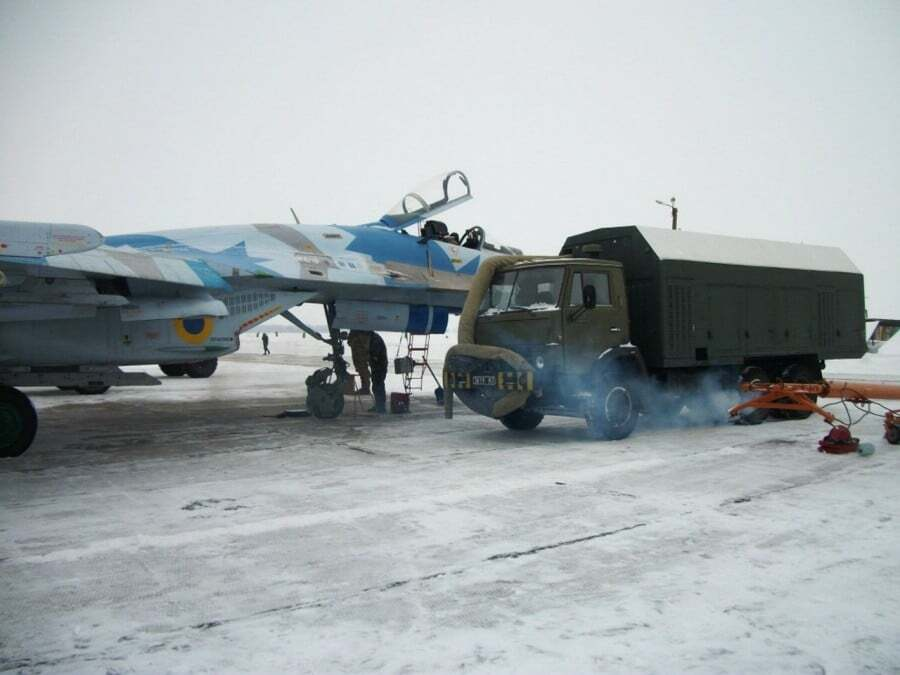 В Украине прошли командирские полеты ВСУ