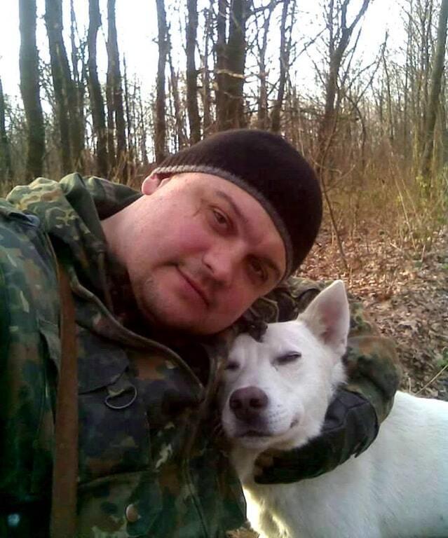 "На Донбассе погиб экс-боец полка ""Днепр-1"""