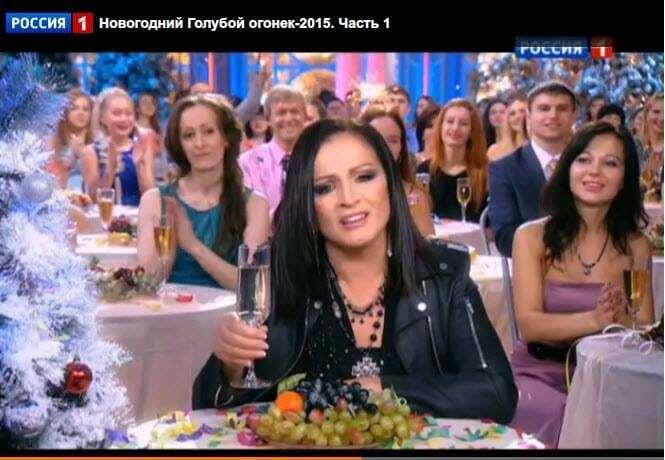 """И вашим, и нашим: Ротару в соцсети осудили за участие в российском новогоднем """"огоньке"""""""
