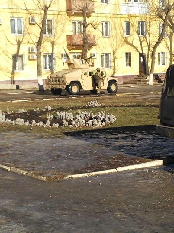 """Украинские спецслужбы провели """"зачистку"""" Счастья"""