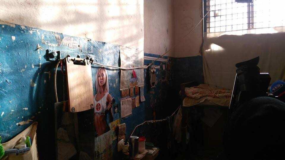 Цех із заподіяння страждань: депутат показав фотографії з Лук'янівського СІЗО