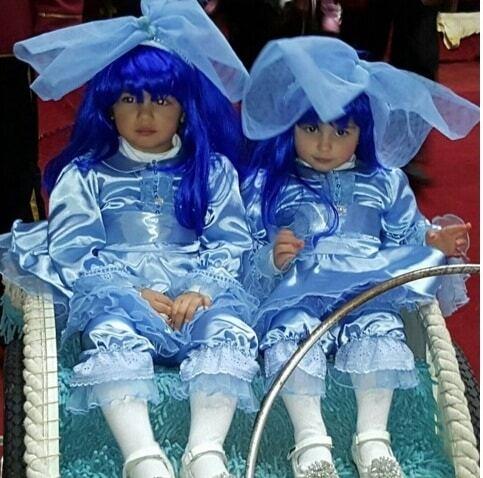 Камалия впервые показала фото дочерей от пакистанского миллиардера