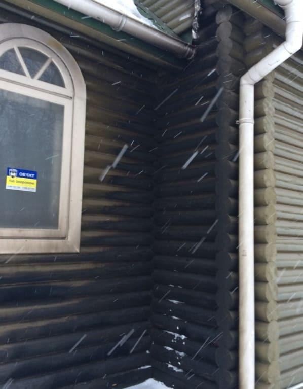 У Києві намагалися спалити храм Московського патріархату