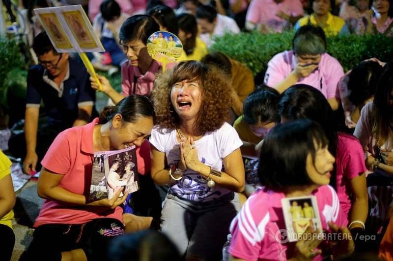 Таиланд в трауре: умер самый долгоправящий король в мире