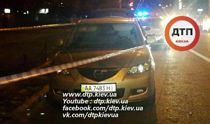 В Киеве неизвестные пытались взорвать бизнесмена