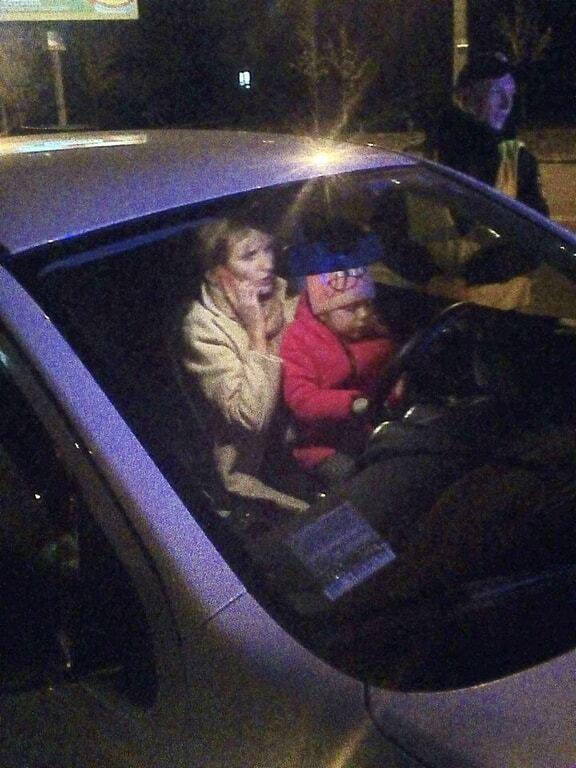 Это Таня: киевский коп пожурил в соцсети пьяную мамочку за рулем