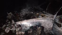 Ужасное ДТП с возгоранием на Львовщине: погибла женщина-водитель