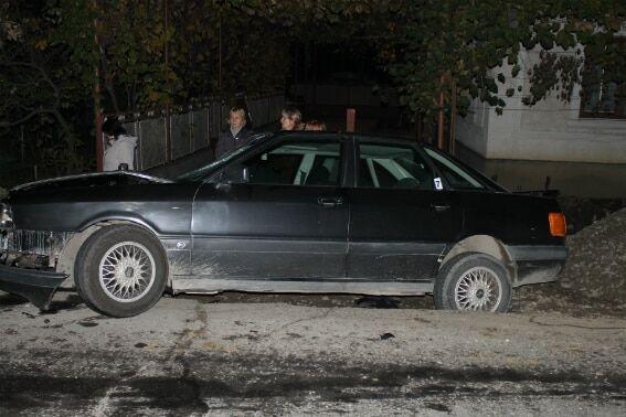 На Закарпатті три жінки стали жертвами п'яного священика на Audi
