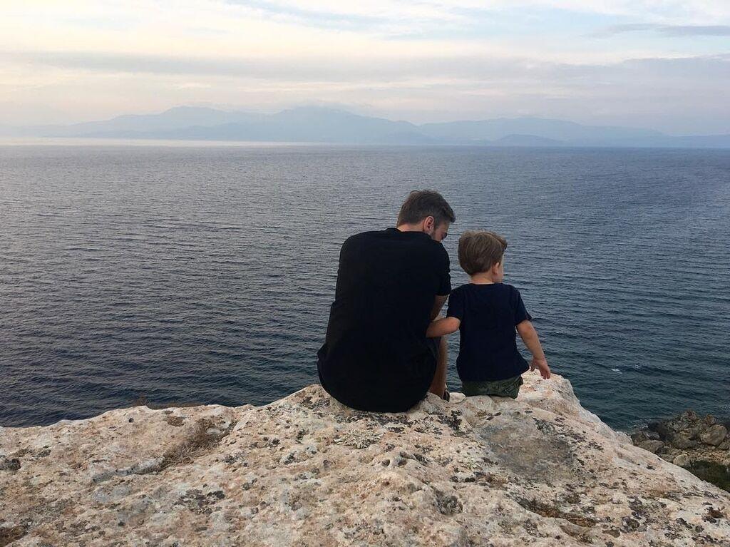 Дмитро Шепелєв із сином втекли з Росії