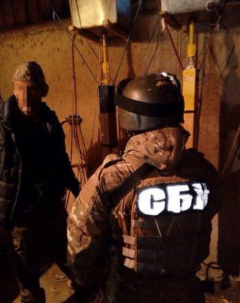 """На Черкасщине СБУ """"накрыла"""" крупную нарколабораторию с """"товаром"""" на 12,5 млн грн"""