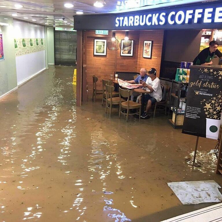 І нехай весь світ зачекає: дідусь із кафе в Китаї став новим мемом у соцмережах