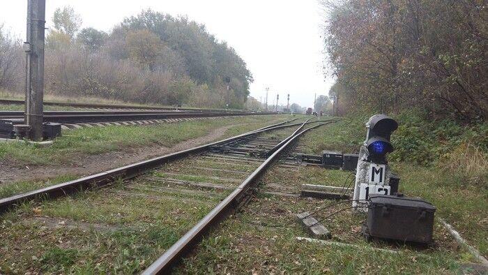 Женщина спрыгнула с моста в Чернигове