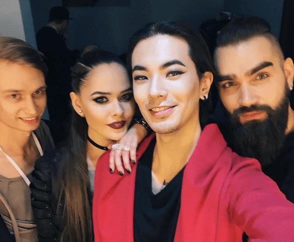 The Hardkiss отпраздновали 5-летие громким концертом в Киеве