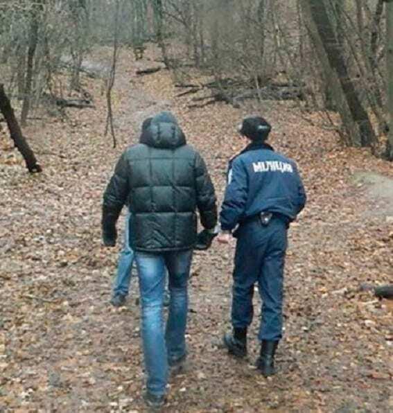 В Киеве задержали шантажиста, угрожавшего расправой над ребенком