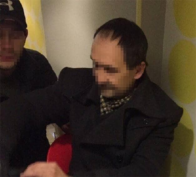 В Киеве задержали на крупной взятке главу общественной организации