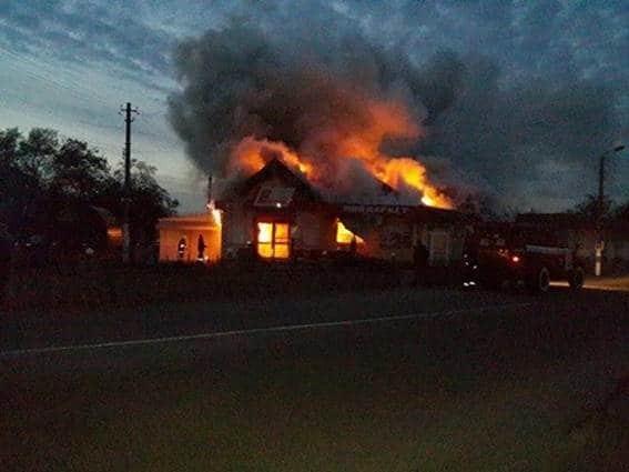 На Киевщине взорвали магазин: есть пострадавшие