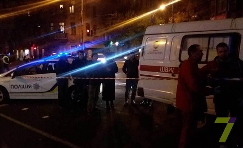 Снес людей и авто: в Одессе пьяный водитель скрылся после тройного убийства