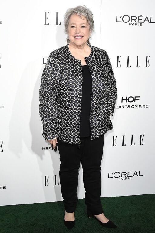 Хелен Миррен, Эми Адамс, Кристен Стюарт блистали на вечеринке Women In Hollywood