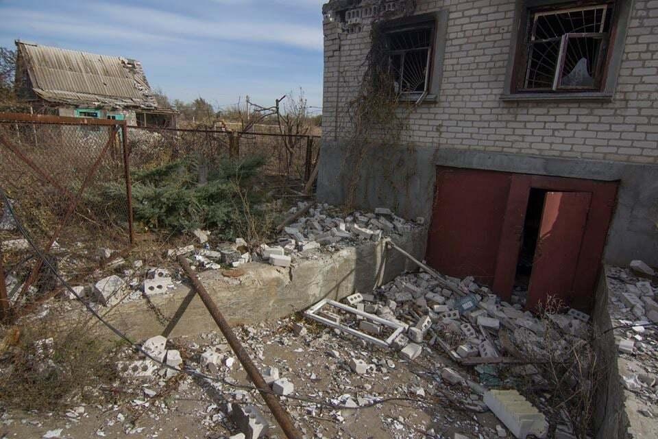 Борьба за Водяное: террористы применили фосфорные боеприпасы