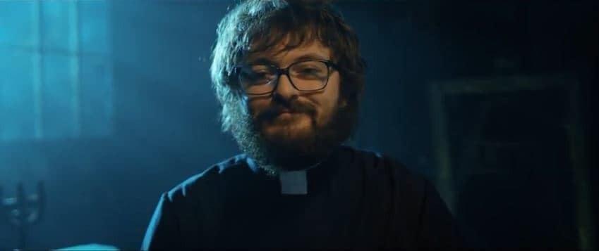 Дзидзьо обрезал бороду и стал священником ради мечты