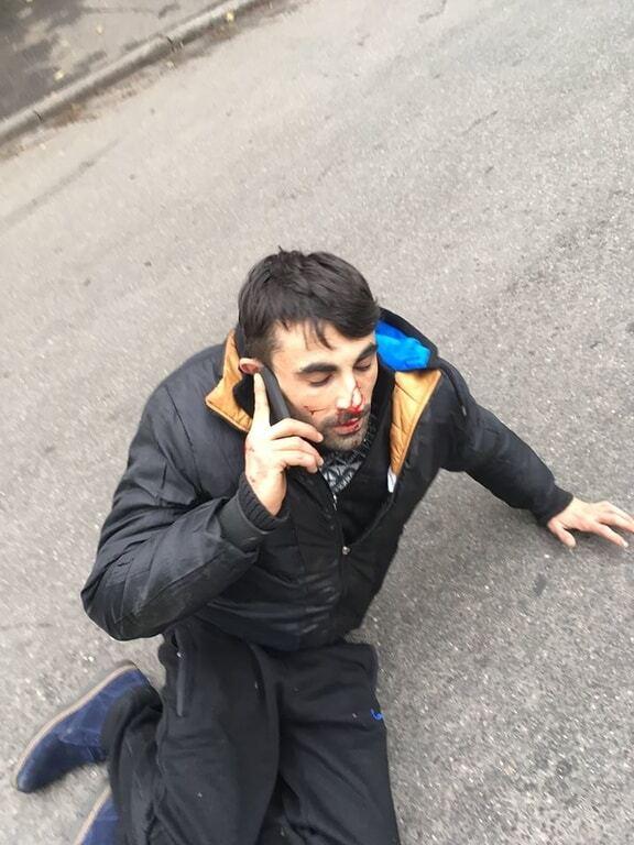"""""""Психи прыгают под колеса"""": киевлян предупредили о мошеннике-""""каскадере"""""""
