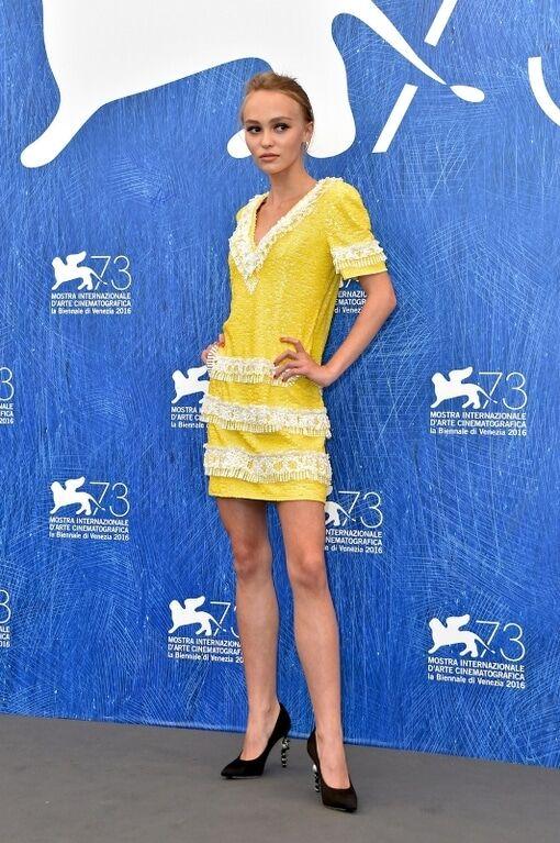 Дочь Джонни Деппа призналась, что долгие годы борется с анорексией