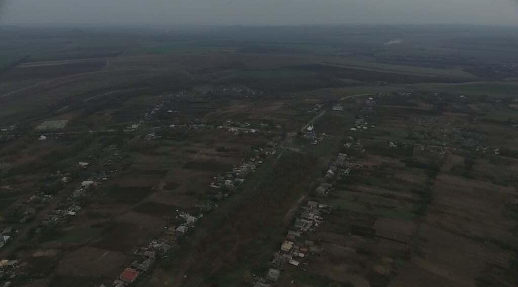 """Филлипс сдал передовые позиции """"ЛНР"""" с высоты птичьего полета"""