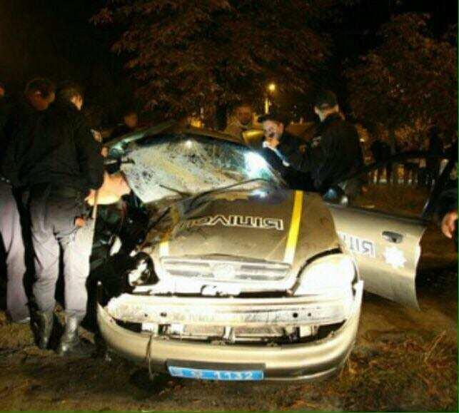Смертельна ДТП із поліцією в Білій Церкві